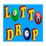 Lotto Drop Lite - Lottery Tool  now available on Google Play