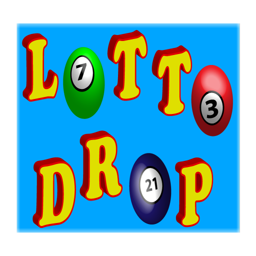 Lotto Drop app - available on Google Play for FREE
